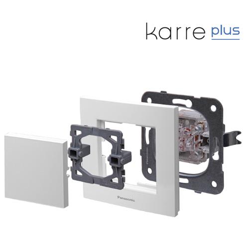 Karre Plus внутренняя структура