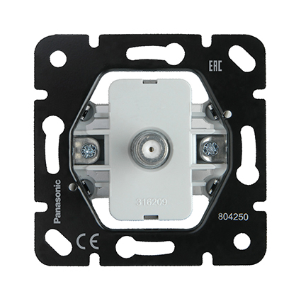 SAT Socket, Terminated, Mechanism WBTM0458-5NC