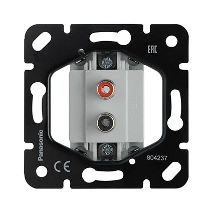 Audio Socket, Mechanism WBTM0560-5NC