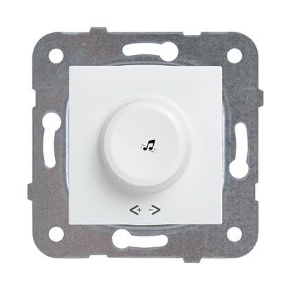 Volume Control Switch, Mechanism+Cover WKTT0561-2WH
