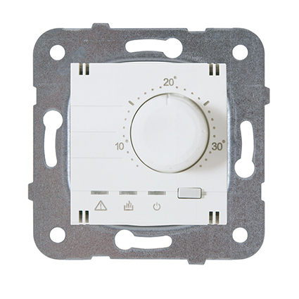 Room Thermostat, Mechanism+Up Module WKTT0541-5WH