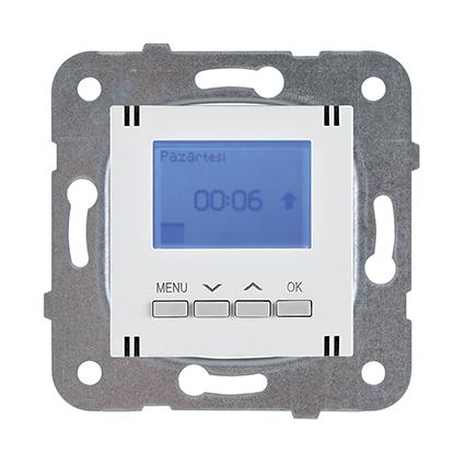 Programmable Shutter Control, Mechanism+Up Module WKTT0543-5WH