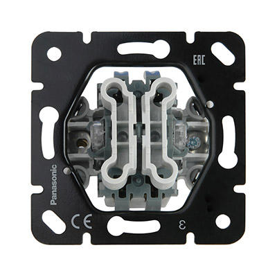 Double One-way Push Button, Quick Connection, Mechanism  WBTM0113-5NC