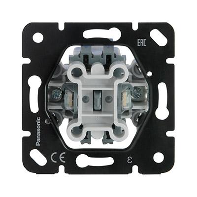 Push Button, 24V LED, Quick Connection, Mechanism WBTM0118-5NC
