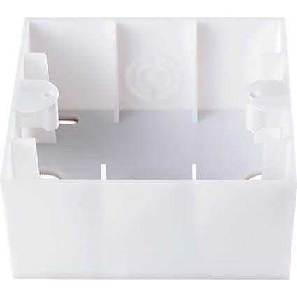 Surface Mounting Box, Single  WMTC0791-9WH