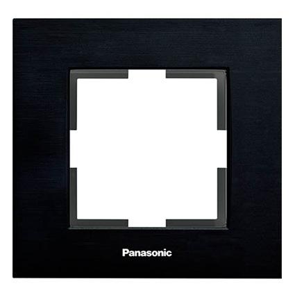 Single Frame  Aluminum Black WKTF0801-2WH