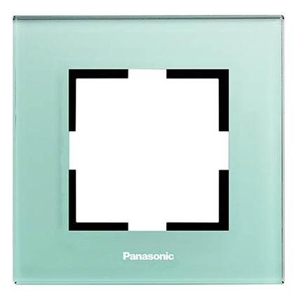 Single Frame  Glass Green WKTF0801-2WH