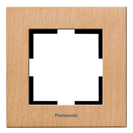 Single Frame  Woodenoak WKTF0801-2WH