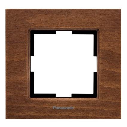 Single Frame  Wooden Wallnut WKTF0801-2WH