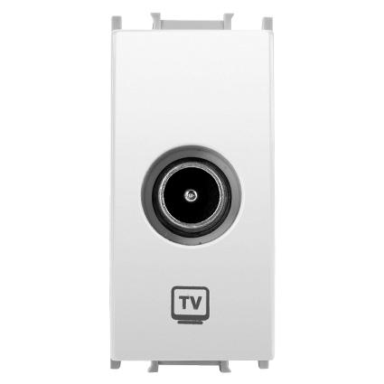 TV Socket, Terminated 1M