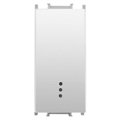 2-pole Switch, Illuminated 1M