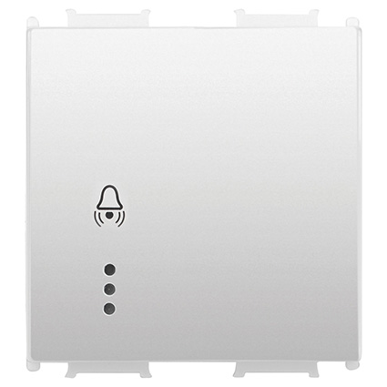 Push Button with Key Symbol, Illuminated 2M