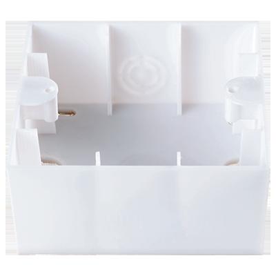 Surface Mounting Box, Single  WNTC07919WH