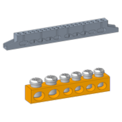 Insulated 6 – Terminal BQDT9106C