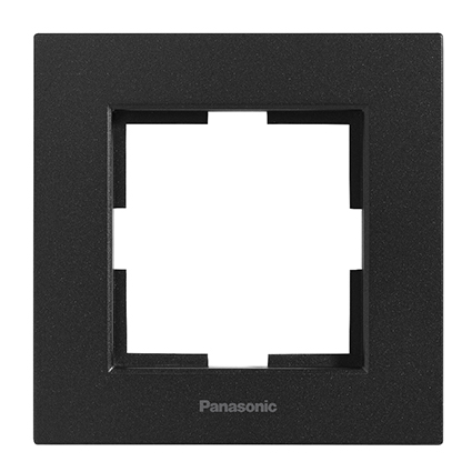 Single Frame  Black WKTF0801-2WH