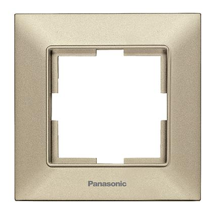 Single Frame  Bronze WNTF08012WH