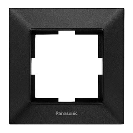 Single Frame  Black WNTF08012WH