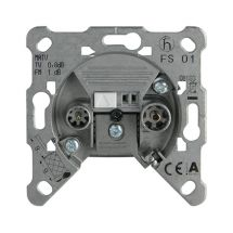 TV-Rad Socket, Terminated, Mechanism