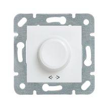 Rotary Dimmer 1-10V, Mechanism+Cover