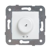 Volume Control Switch, Mechanism+Cover