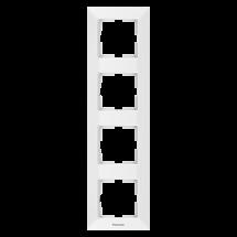 4 Gang Frame Vertical