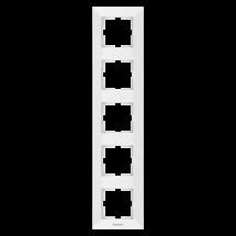 5 Gang Frame Vertical
