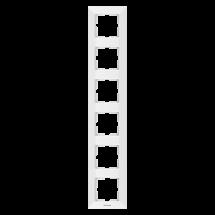 6 Gang Frame Vertical